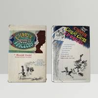 image of Charlie and the Chocolate Factory [with] Charlie and the Great Glass Elevator - SIGNED and INSCRIBED