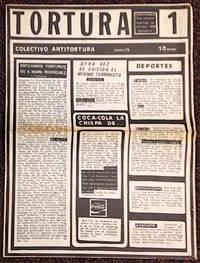 image of Tortura: boletin mensual. No. 1 (June 1979)