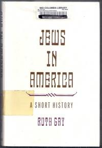 Jews in America. A Short History