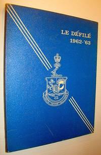 Le College Militaire Royal De Saint-Jean - Annual Review / Yearbook / Le Defile, 1962-1963