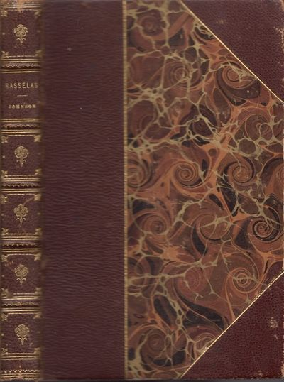Chicago: A.C. McClurg and Company, 1892. New edition. Three-quarter leather. Very good. 12mo. , 201 ...