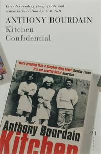 image of Kitchen Confidential: 21 Great Bloomsbury Reads for the 21st Century (21st Birthday Celebratory Edn)