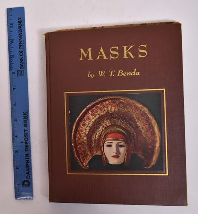 New York: Watson-Guptill Publications, Inc, 1944. First Edition. Hardcover. VG-. Signs of edgewear/r...
