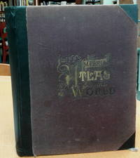 image of Iliff's Imperial Atlas of the World: geographical, historical, political, astronomical, statistical, educational, agricultural, commercial and descriptive