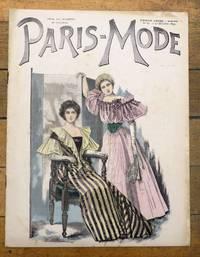 image of Paris-Mode, 21 Decembre 1895