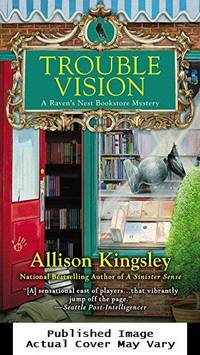 image of Trouble Vision: A Raven's Nest Bookstore Mystery