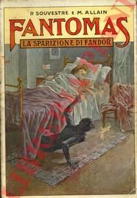 Fantomas. La sparizione di Fandor.