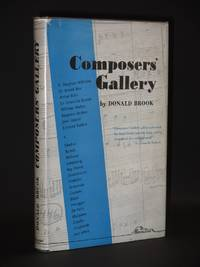 Composers' Gallery: Biographical Sketches of Contemporary Composers