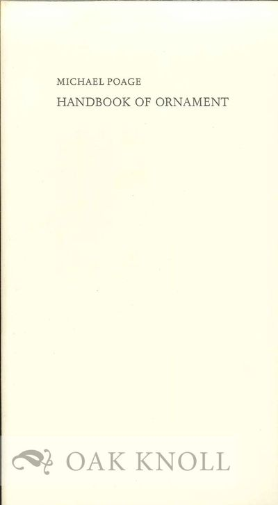 San Francisco, CA: Black Stone Press, 1979. stiff paper wrappers. Black Stone Press. 8vo. stiff pape...