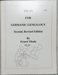 image of Atlas for Germanic Genealogy