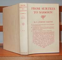 From Surtees to Sassoon Some English Contrasts ( 1838-1928 )