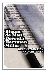 Deconstruction and Criticism (Continuum Impacts)