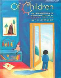image of Of Children : An Introduction to Child Development