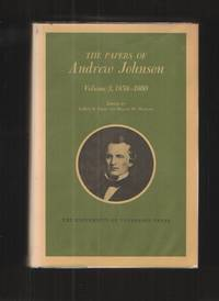 image of The Papers of Andrew Johnson Volume 3, 1858-1860