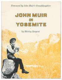 image of John Muir in Yosemite.