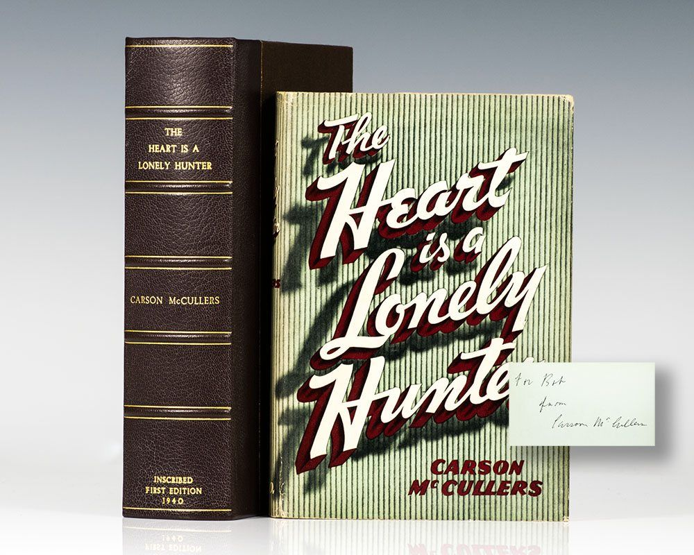 the different kinds of loneliness in carson mccullers the heart is a lonely hunter The heart is a lonely hunter is a war-ravaged novel written by carson the heart is a lonely hunter by carson mccullers – theme of loneliness your home teacher.