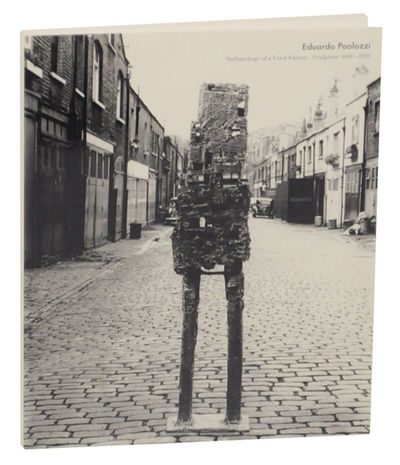 London: Jonathan Clark Fine Art in association with The Paolozzi Foundation, 2011. First edition. So...