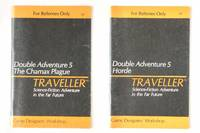 The Chamax Plague & Horde: Traveller Double Adventure 5