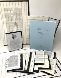 The Anatomy of a Book, I: Format in the Hand-Press Period, Workbook and Facsimiles including a Transcript and a Glossary of Terms with DVD of The Anatomy of a Book and The Making of a Renaissance Book, and a Set of 31 Rare Book School Facsimile Practice Sheets