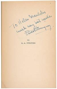image of Hemingway Signed Wartime Classic