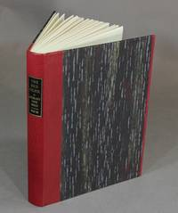The Red Ozier: a literary fine press. History and bibliography, 1976-1987