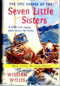 Epic Voyage of the Seven Little Sisters: A 6700 mile voyage alone across the Pacific