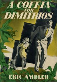 A COFFIN FOR DIMITRIOS.
