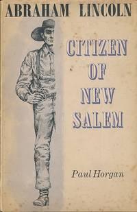 image of Abraham Lincoln. Citizen of New Salem