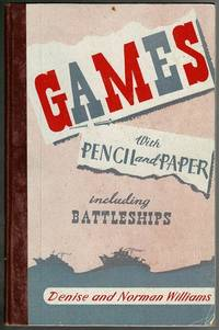 image of Games with Pencil and Paper