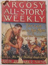 Argosy All-Story Weekly Volume CLVII Number 5: February 2, 1924