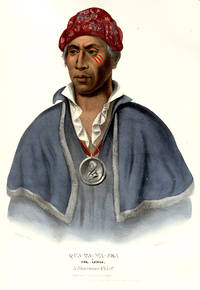 Qua-Ta-Wa-Pea or Col. Lewis. A Shawnnee Chief