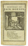 View Image 1 of 5 for The Pleasant History of Jack Horner Inventory #29715