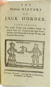 View Image 2 of 5 for The Pleasant History of Jack Horner Inventory #29715