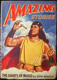 image of Amazing Stories November 1947 Volume 21 Number 7