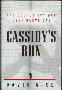 Cassidy's Run by David Wise - First Edition, Second Printing - May 2000 - from Books of the World (SKU: RWARE0000001313)