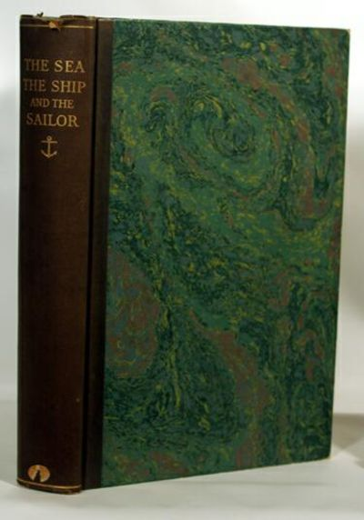 Salem: Marine Research Society, 1925. First Edition. First printing Very good- in 1/4 brown cloth an...