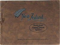 New Zealand.  Sunny Isles of Scenic Charm and Sport.  A compilation of travel brochures