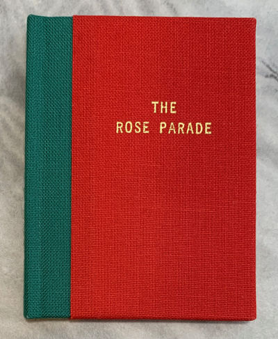 N.P: The Miniature Book Society, 1995. Hardcover. Like New. LIMITED EDITION of 150 copies by Regis M...