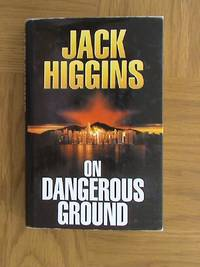 On Dangerous Ground     **1st edition/1st printing**