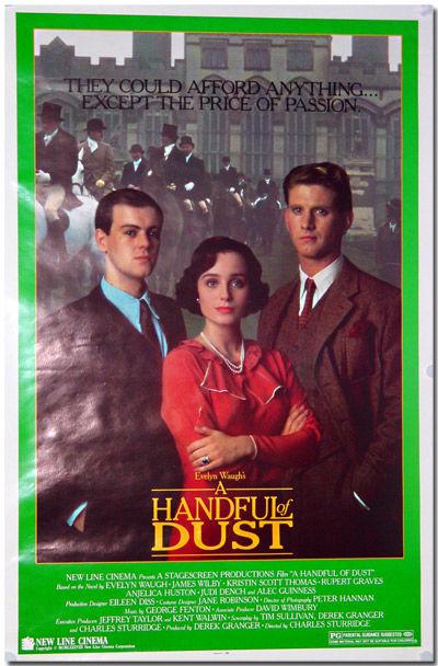 : New Line Cinema, 1988. Original pictorial one sheet poster. 41 x 27