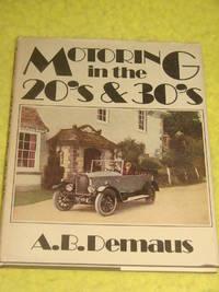 Motoring in the 20's & 30's