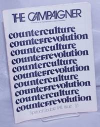 image of The Campaigner. 1971, Fall, Vol. 4 #3-4 Publication of the National Caucus of Labor Committees