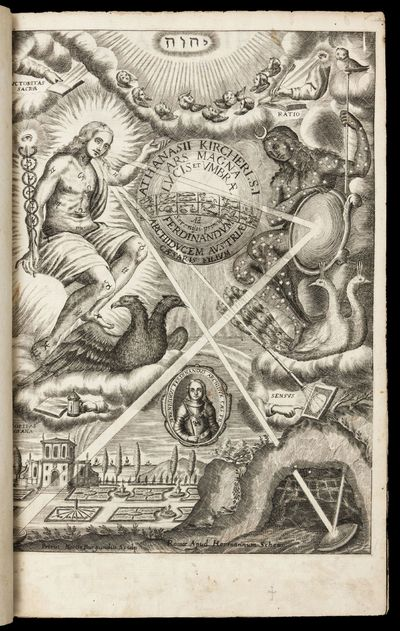 Folio , (20) ff., 935 (1) pp., (7) ff., without final blank, including engraved frontispiece and wit...