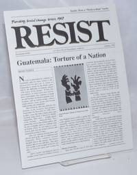 image of Resist, a call to resist illegitimate authority. Funding social change since 1967. Newsletter #242, January 1992
