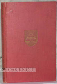 Cambridge: W. Heffer & Sons Ltd, 1948. cloth. Throckmorton, Sir Francis. small 8vo. cloth. 99+(1) pa...