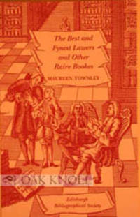 BEST AND FYNEST LAWERS AND OTHER RAIRE BOOKS.|THE