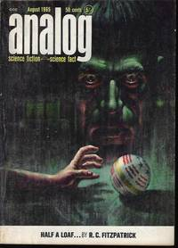 image of ANALOG Science Fiction/ Science Fact: August, Aug. 1965