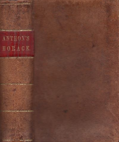 New York: Harper and Brothers, 1857. Leather bound. Good. Small octavo (just under 8