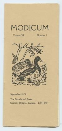 image of Modicum, September 1976