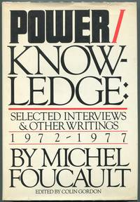 Power/Knowledge: Selected Interviews and Other Writings 1972-1977